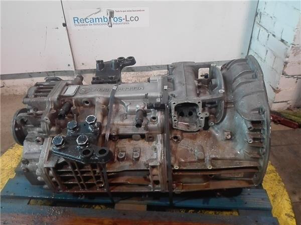 Eje Primario other transmission spare part for MERCEDES-BENZ Axor 2 - Ejes Serie / BM 944 1843 4X2 OM 457 LA [12,0 Ltr. - 315 kW R6 Diesel (OM 457 LA)] tractor unit