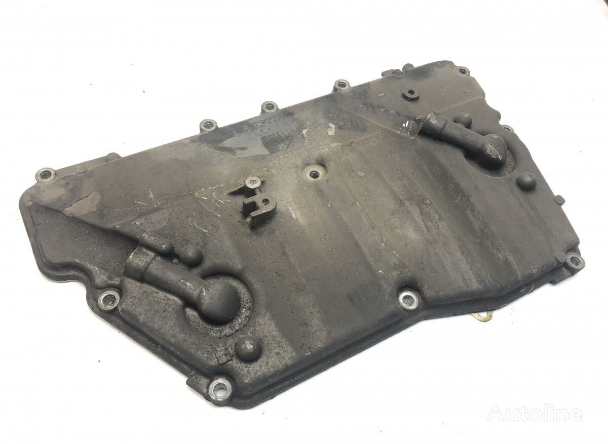 Gearbox Oil Cooler Cover SCANIA (2001479 1874700) other transmission spare part for P G R T-series (2004-) truck