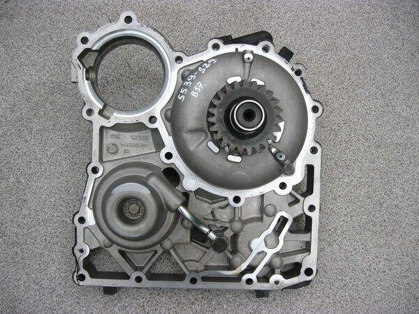 KORPUS retardera vsbore s vedomym valom SCANIA GRS 895R / 905R (1872862) other transmission spare part for SCANIA truck