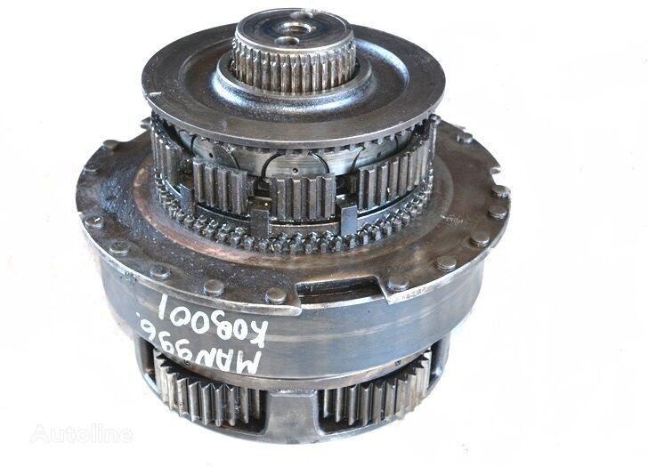 Delitel korobki peredach ZF (1296232002) other transmission spare part for MAN TGA (2000-2008) truck