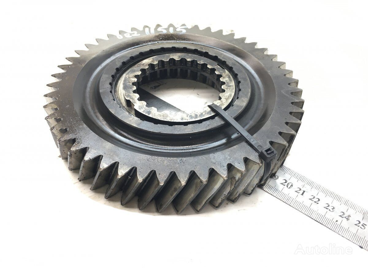 Gearbox, Gear ZF XF105 (01.05-) (1687997) other transmission spare part for DAF XF95/XF105 (2001-) tractor unit