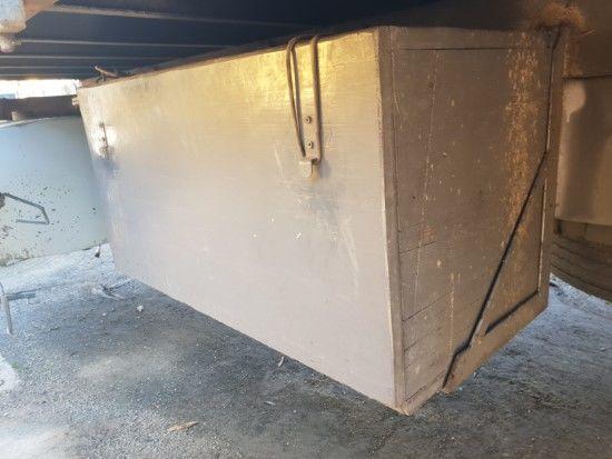 CAJÓN DE MADERA PARA CAMIÓN pallet box for truck