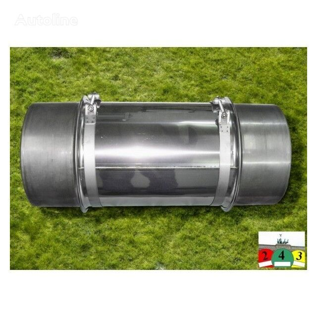 new Universal, DPF BAUMOT BA 1215 Bus bis zu 320KW particulate filter for BOVA bus