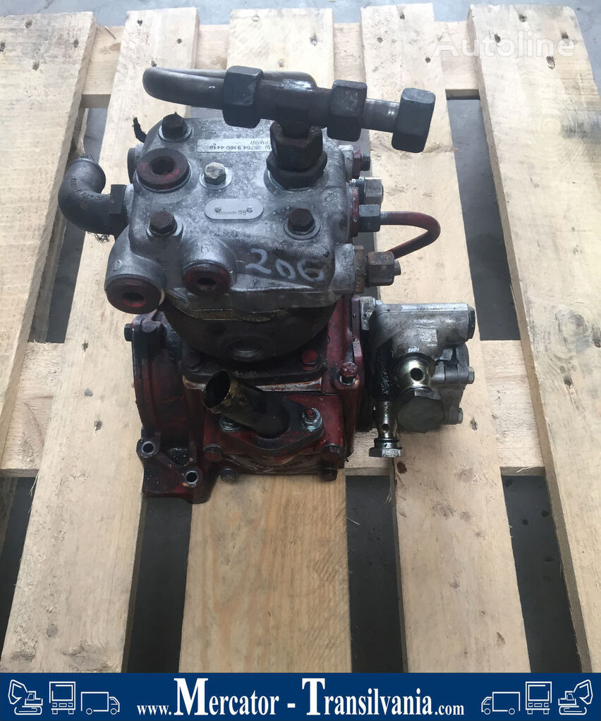 pneumatic compressor for SETRA SG 321 UL bus for parts