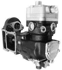 new KNORR-BREMSE LS3907 pneumatic compressor for MAN TGX TGS truck