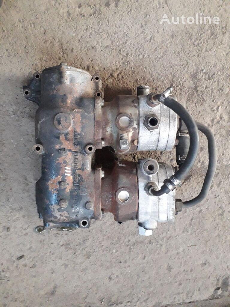 MAN EURO 3 pneumatic compressor for MAN TGA 460 truck