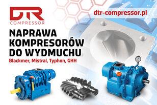 Silocompressor GHH BLAC pneumatic compressor for tank trailer