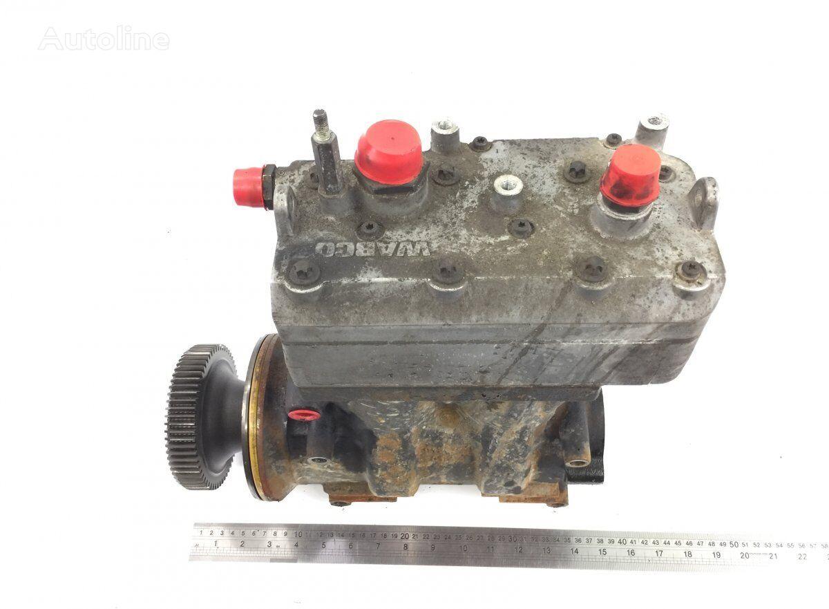 WABCO (1883118) pneumatic compressor for DAF XF106 (01.14-) tractor unit