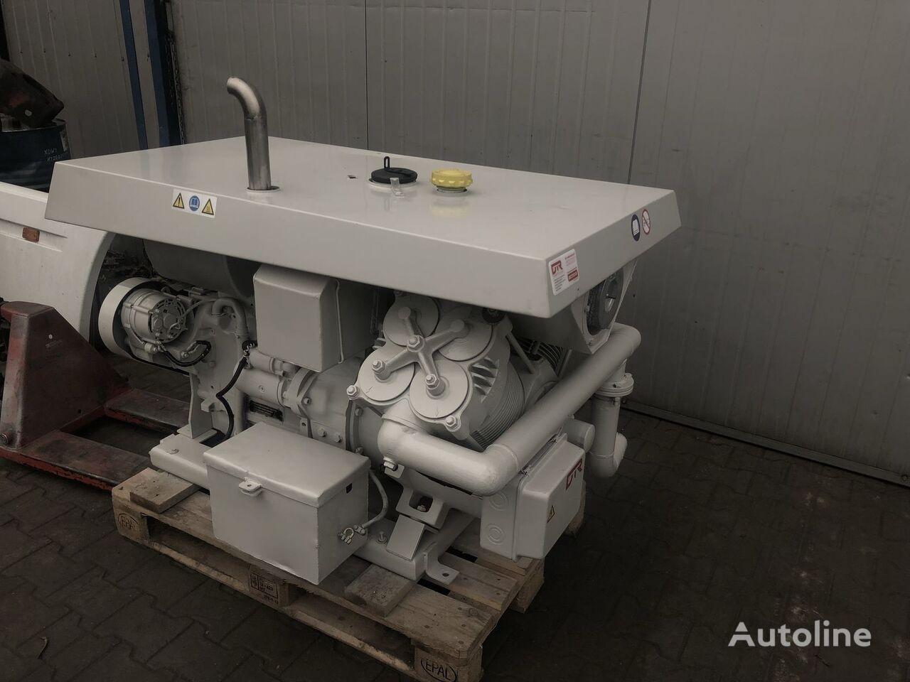 Betico sb1 pneumatic compressor for Barico tank trailer