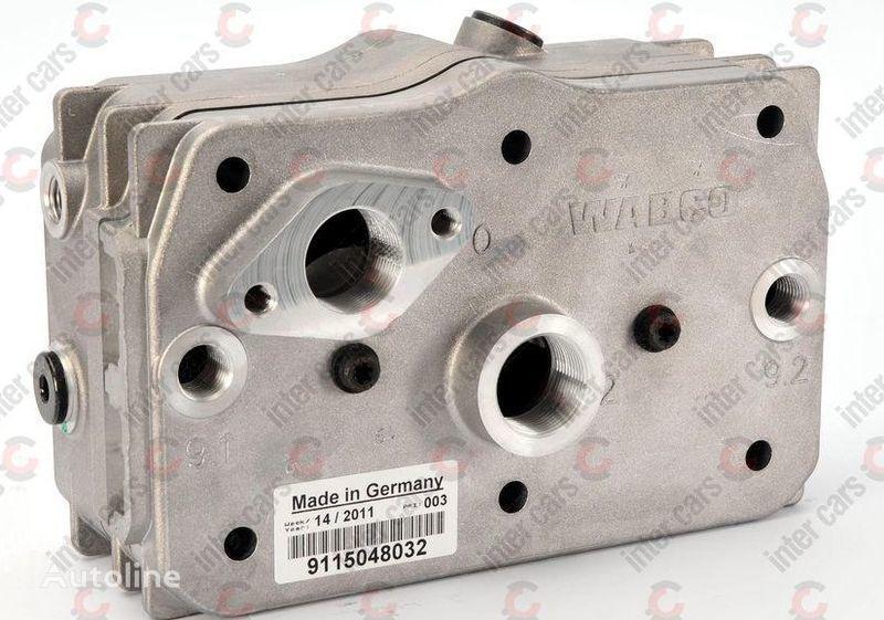 new WABCO 9115048032,9115049202 pneumatic compressor for DAF RVI truck