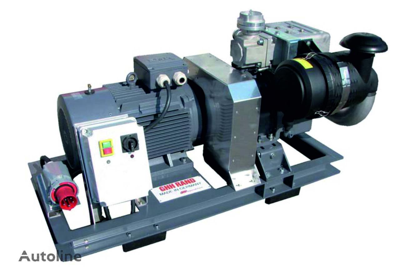 GHH CG600 Z SILNIKIEM ELEKTRYCZNYM 30 kW pneumatic compressor for tractor unit