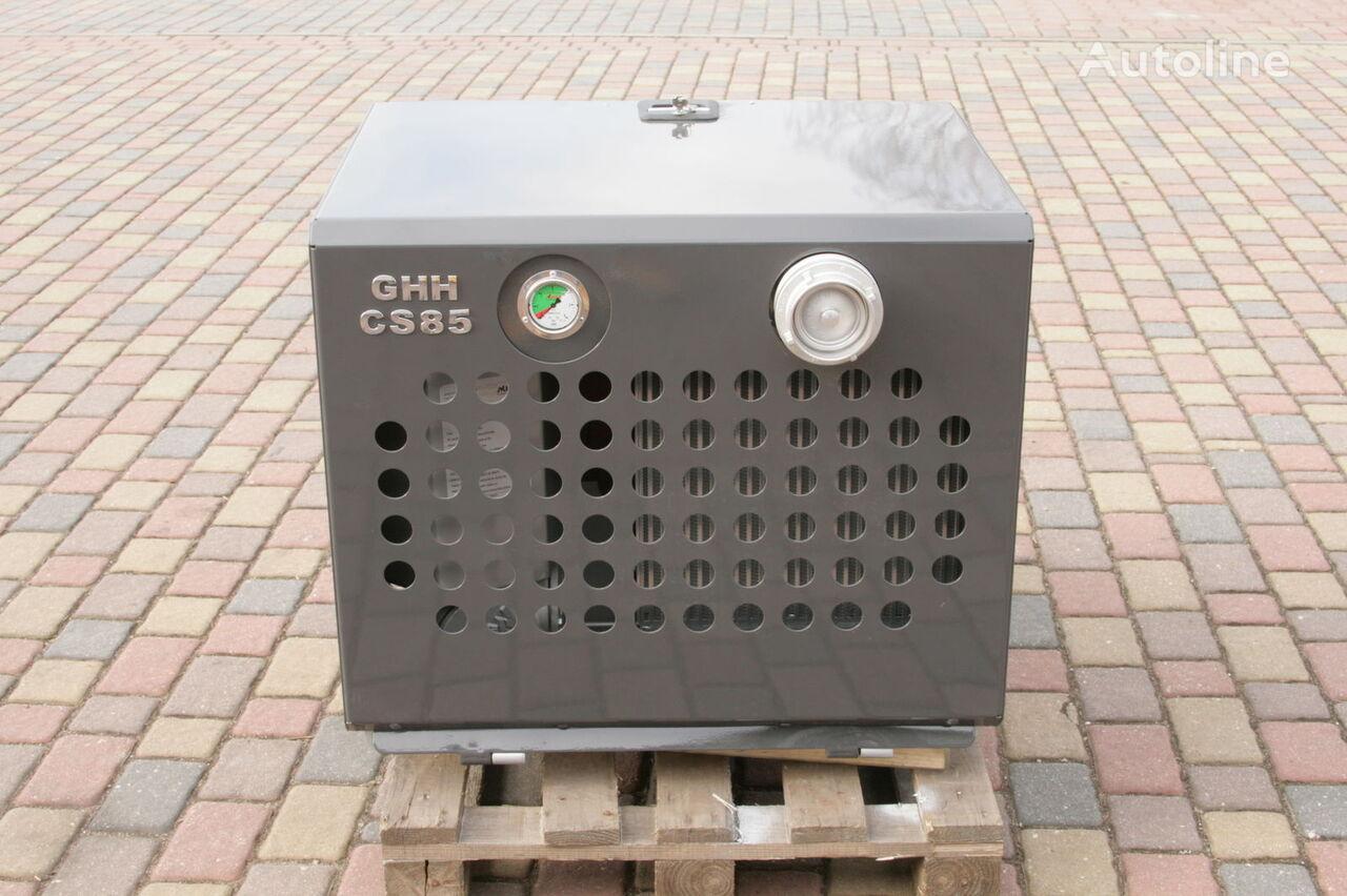 new GHH CS85 pneumatic compressor for tractor unit