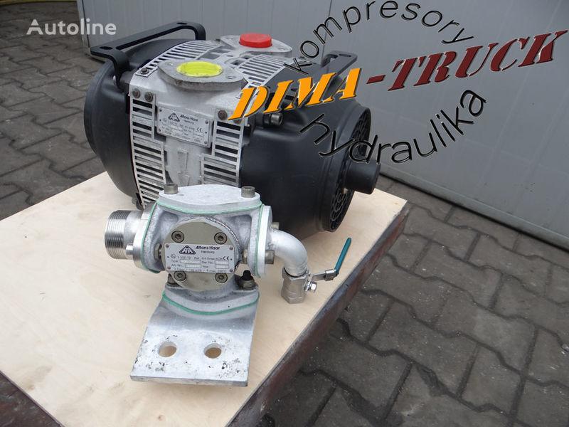 Haar vmax do wydmuchu płynów pneumatic compressor for truck