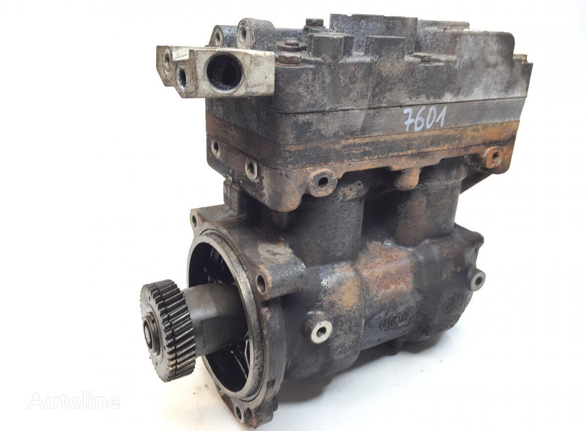 KNORR-BREMSE (2005610 1918307) pneumatic compressor for SCANIA P G R T-series (2004-) truck