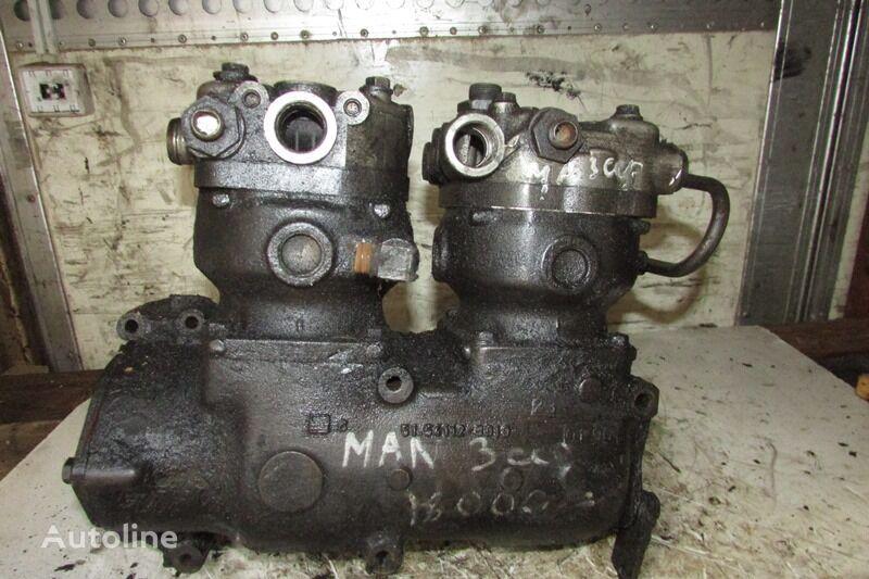 KNORR-BREMSE pneumatic compressor for truck