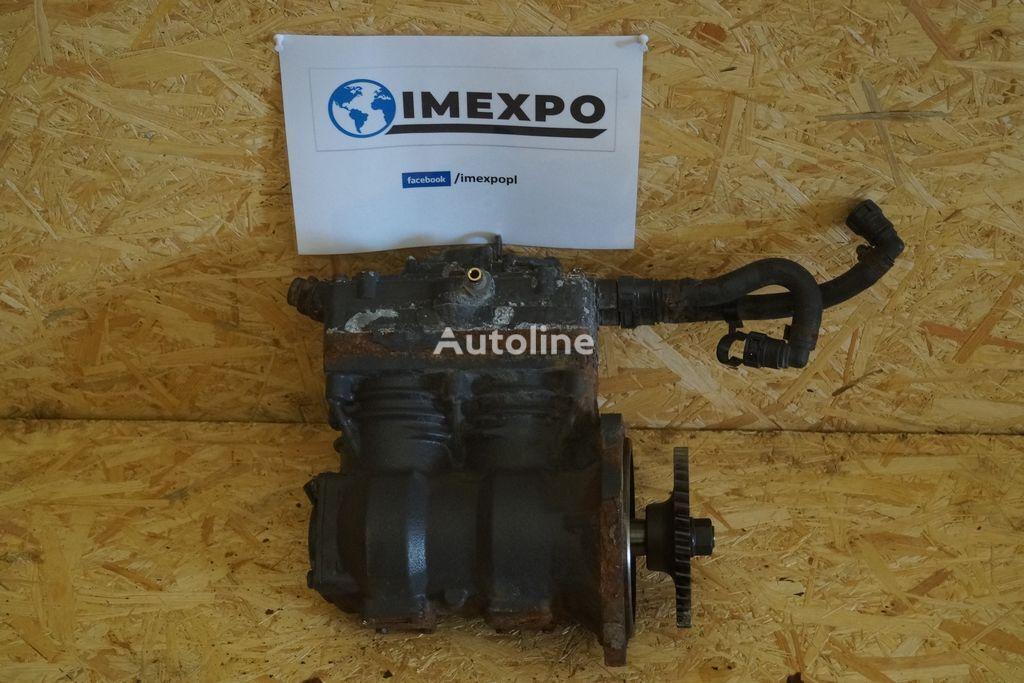 KNORR-BREMSE FREE EU DELIVERY / Renault Gama Range T EURO 6 DTI11 pneumatic compressor for Renault Gama Range T EURO 6 DTI11 tractor unit