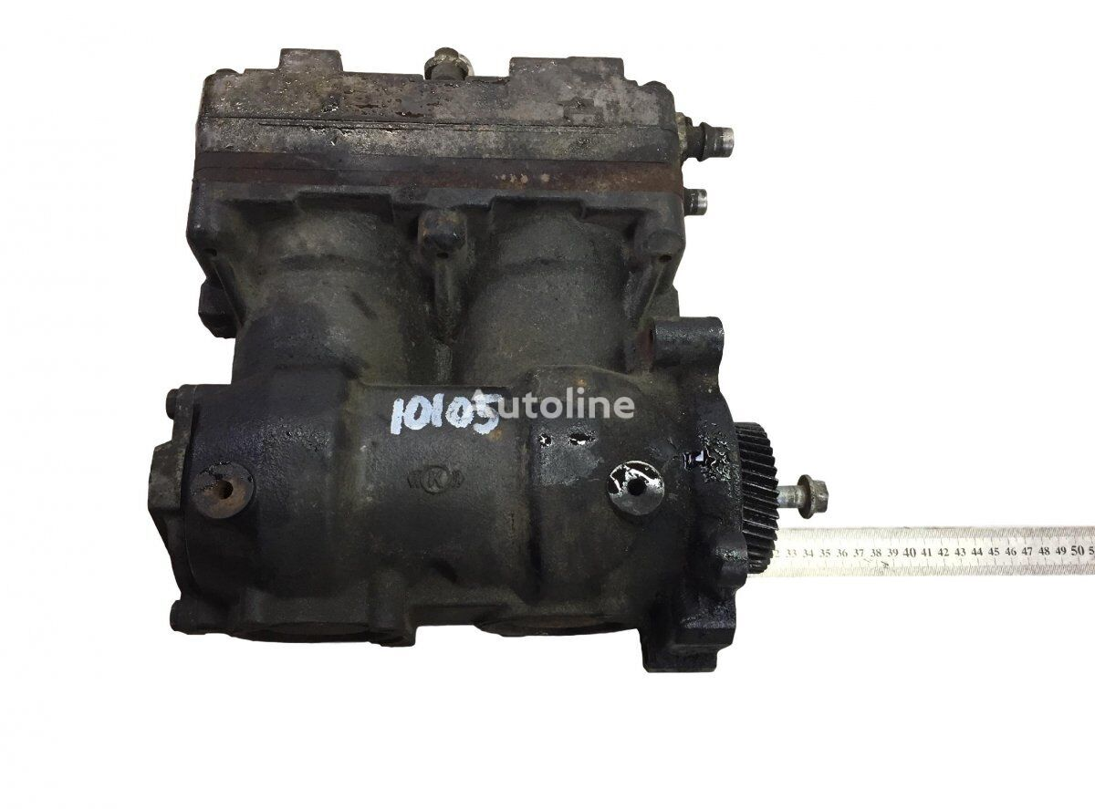 KNORR-BREMSE K-series (01.06-) pneumatic compressor for SCANIA P G R T-series (2004-) truck