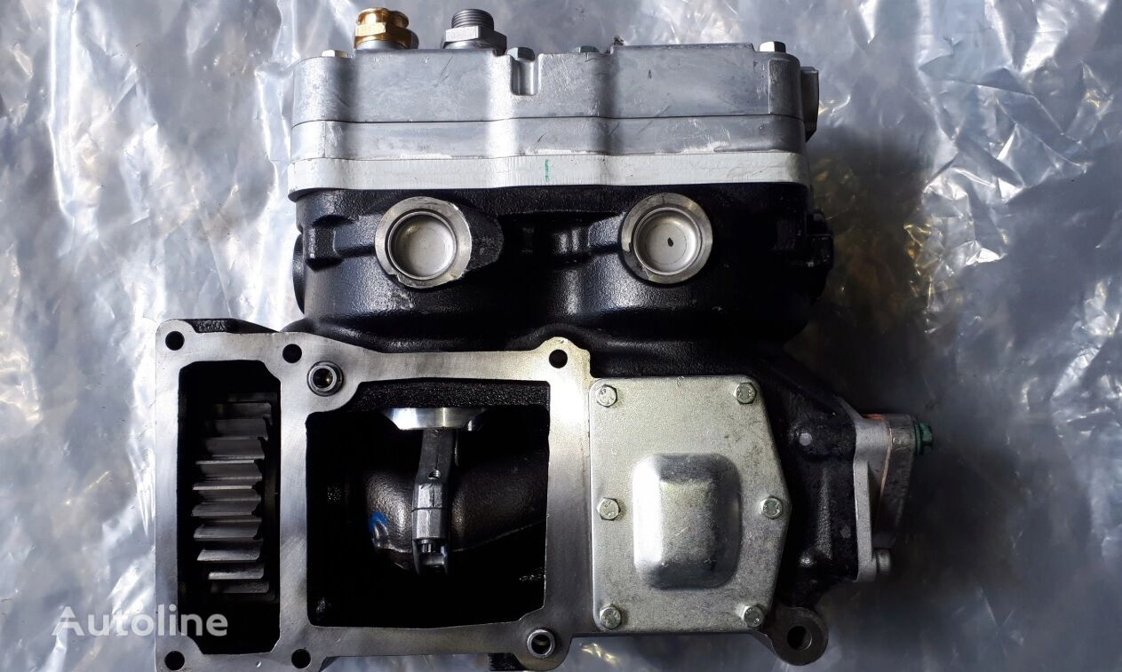 new KNORR-BREMSE LK4997 (51.54100-7370) pneumatic compressor for MAN TGS TGX commercial vehicle