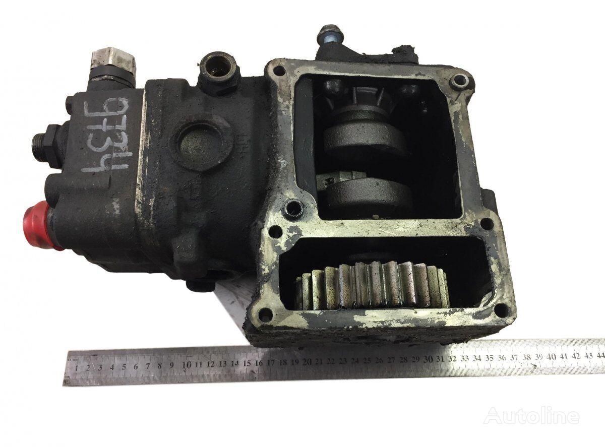 KNORR-BREMSE TGX 18.440 (01.07-) pneumatic compressor for MAN TGX (2007-) tractor unit
