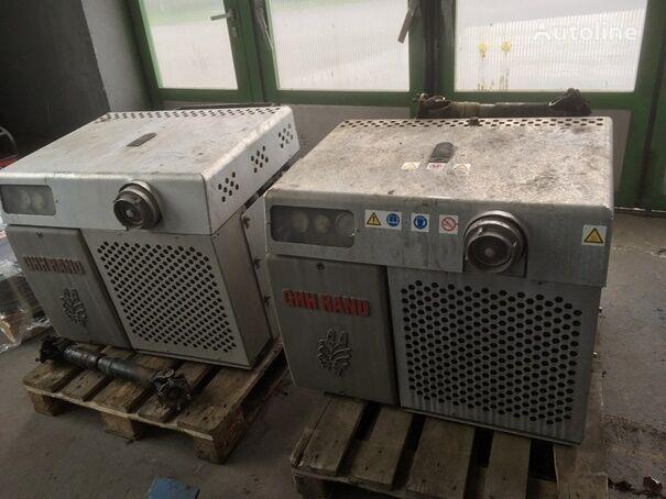 KOMPRESSOR GHH RAND pneumatic compressor for tractor unit