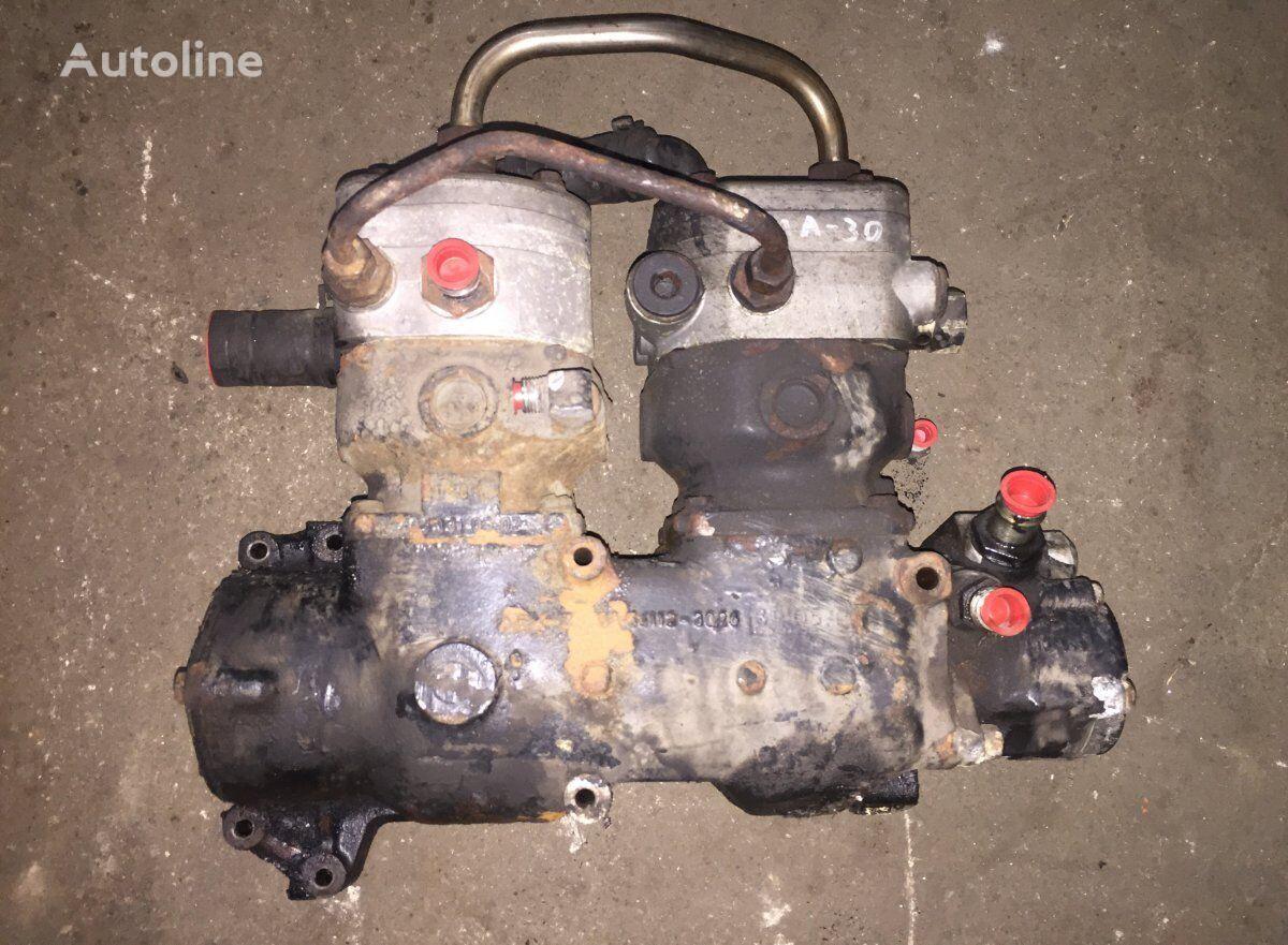 pneumatic compressor for MAN TGA (2000-2008) tractor unit