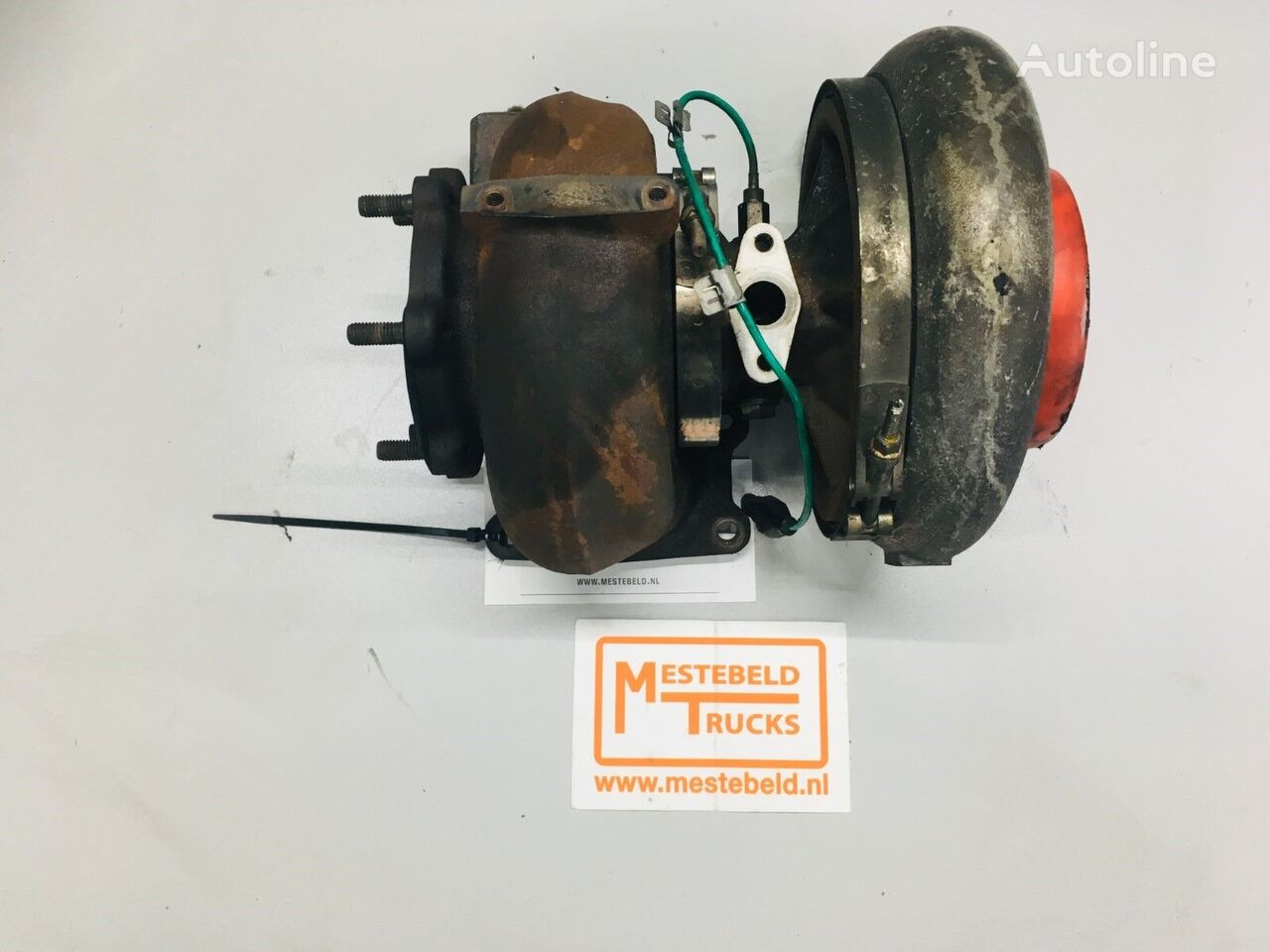 MERCEDES-BENZ Turbo OM741 LA pneumatic compressor for MERCEDES-BENZ truck