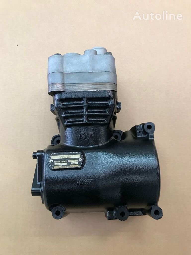 MONOCILINDRICO pneumatic compressor for MAN tractor unit