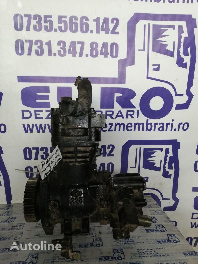 RENAULT MIDLUM 240DXI + POMPA SERVO pneumatic compressor for tractor unit