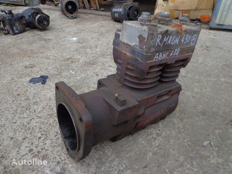 pneumatic compressor for RENAULT Magnum tractor unit
