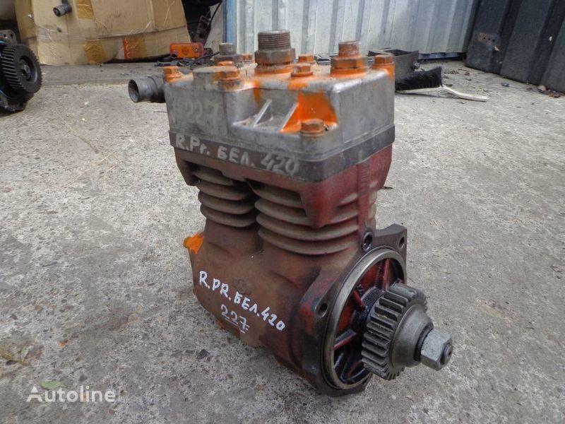 pneumatic compressor for RENAULT Premium tractor unit