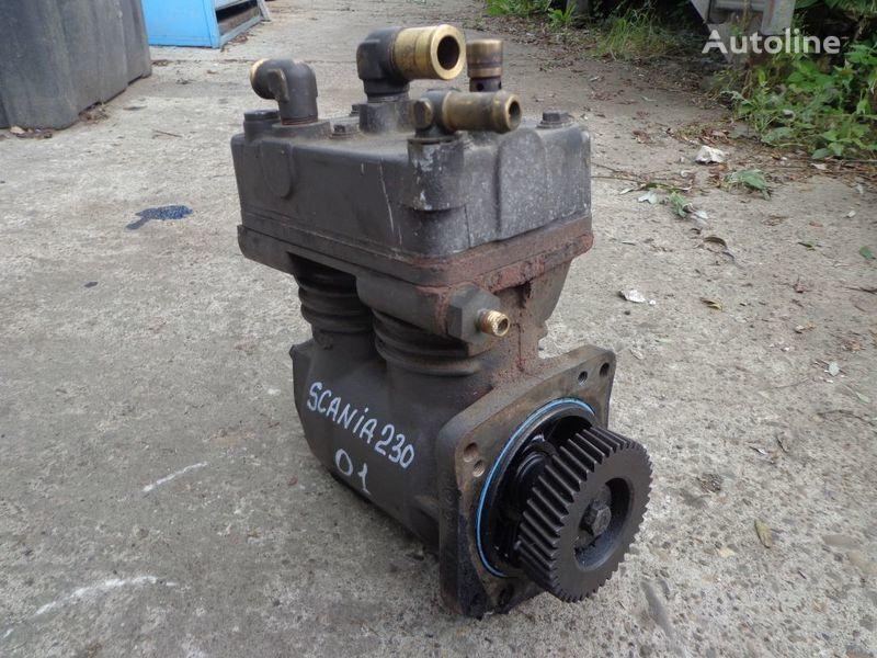 pneumatic compressor for SCANIA 94 truck