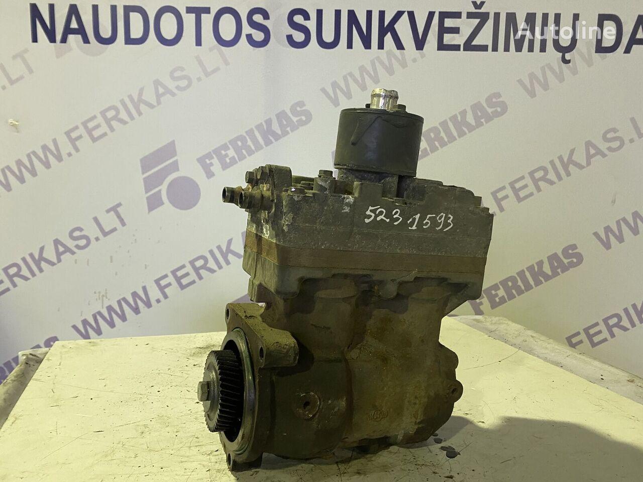 SCANIA R air compressor 2024413 570972 (2024413 570972) pneumatic compressor for tractor unit