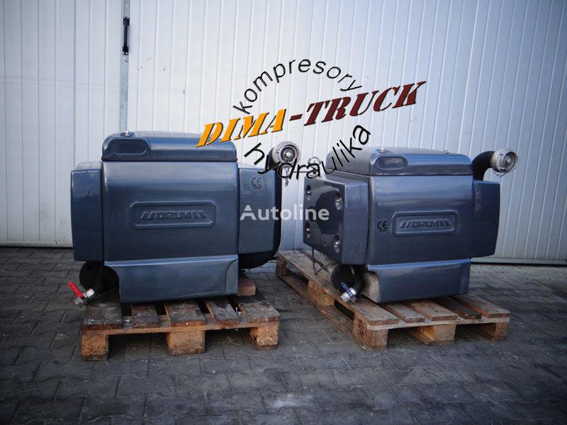 Silokompressor Drum d9000 ghh blackmer welgro Drum D9000 pneumatic compressor for tractor unit