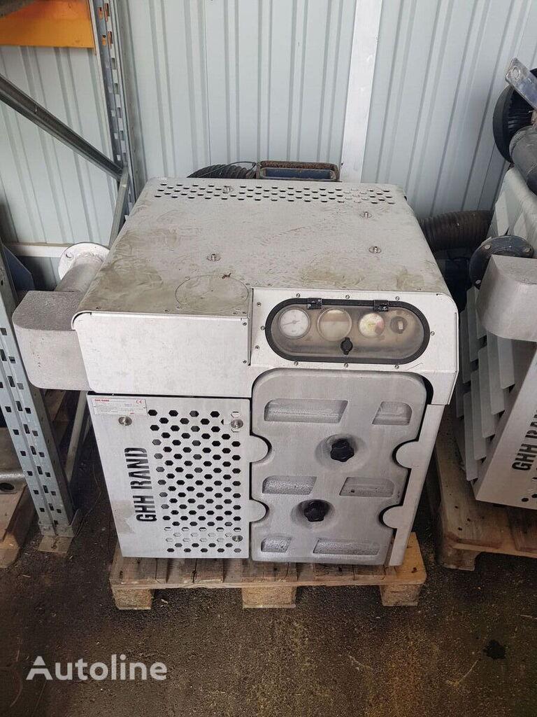 Silokompressor GHH 1200 IC pneumatic compressor for tank trailer