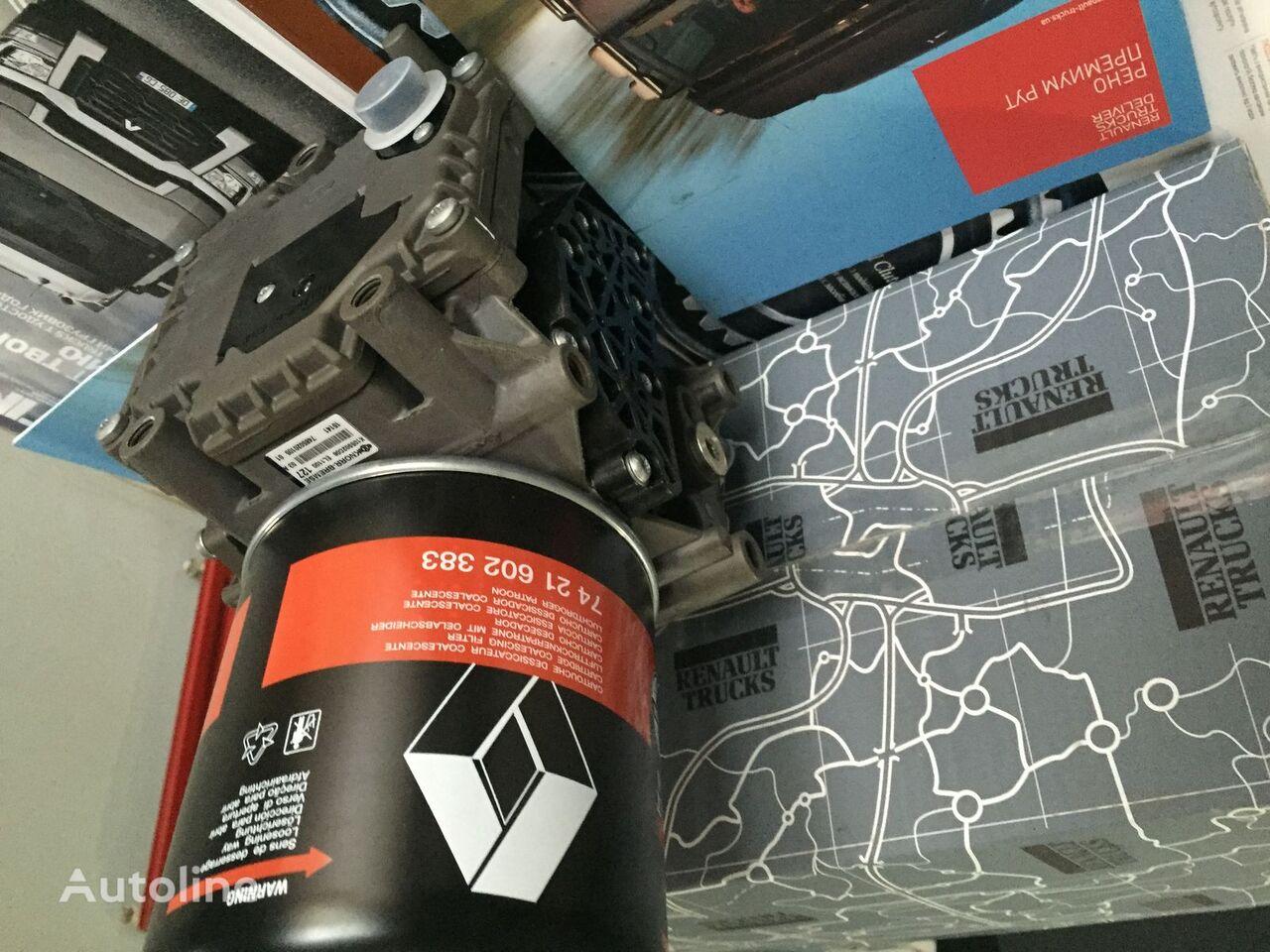 new RENAULT Pnevmaticheskiy ARM (7422277957) pneumatic crane for RENAULT Premium DXI, Kerax DXI,Magnum DXI , Midlum DXI truck