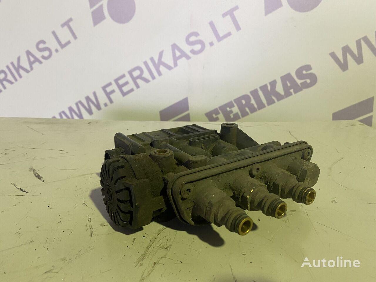 RENAULT solenoid valve (21083660) pneumatic crane for RENAULT premium tractor unit
