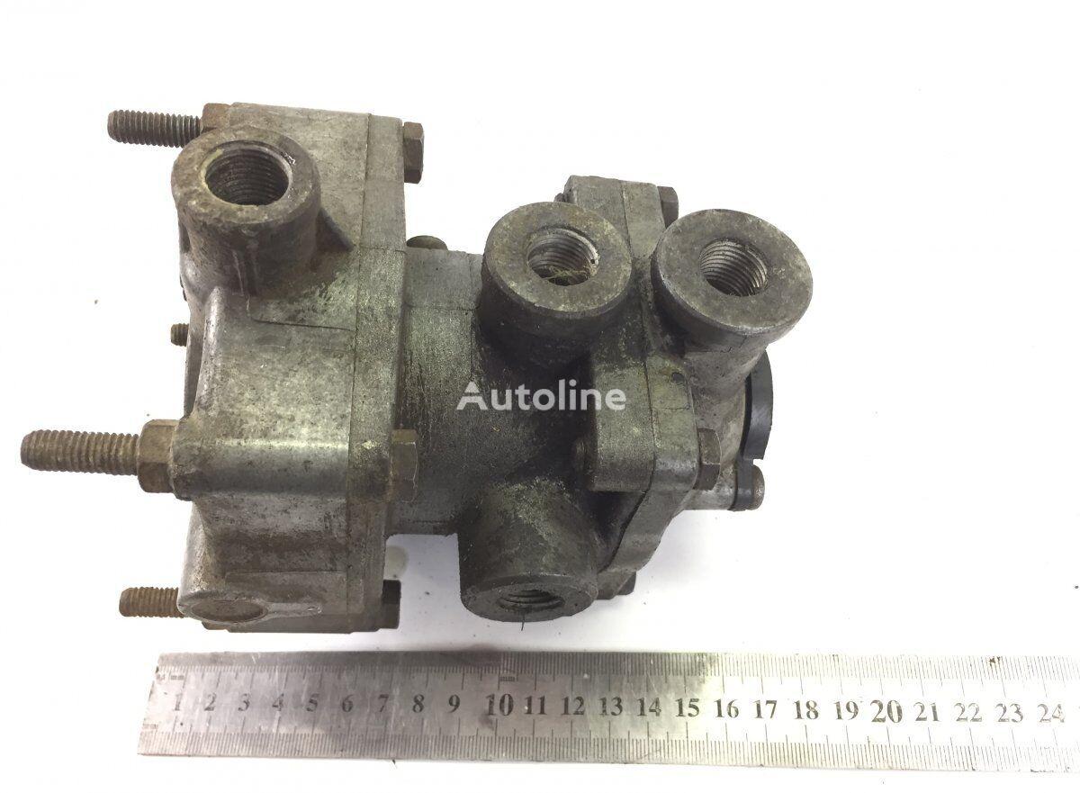 WABCO Trailer control valve (9730024300) pneumatic crane for SCANIA 2-series 82/92/112/142 (1980-1988) truck
