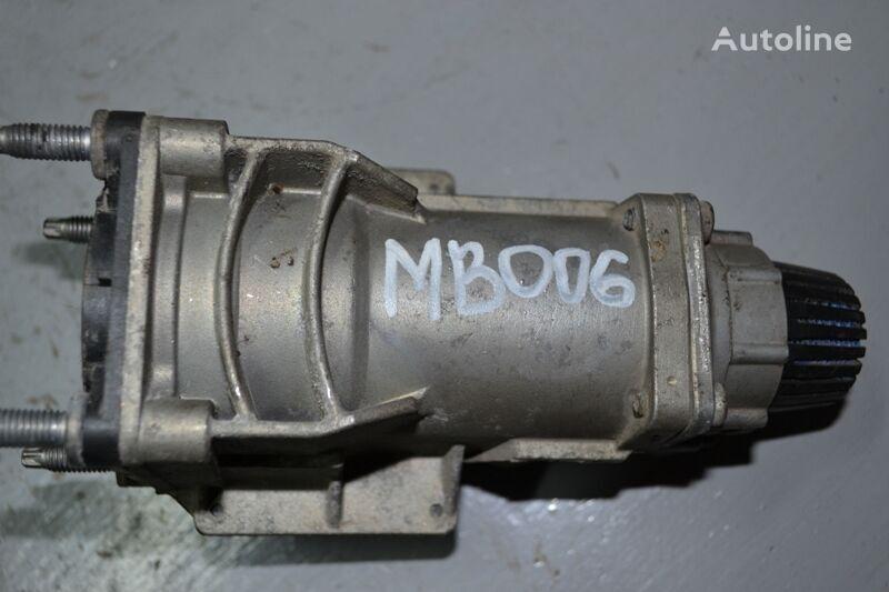 WABCO Glavnyy tormoznoy kran (0034319506) pneumatic crane for MERCEDES-BENZ Actros MP2/MP3 (2002-2011) truck