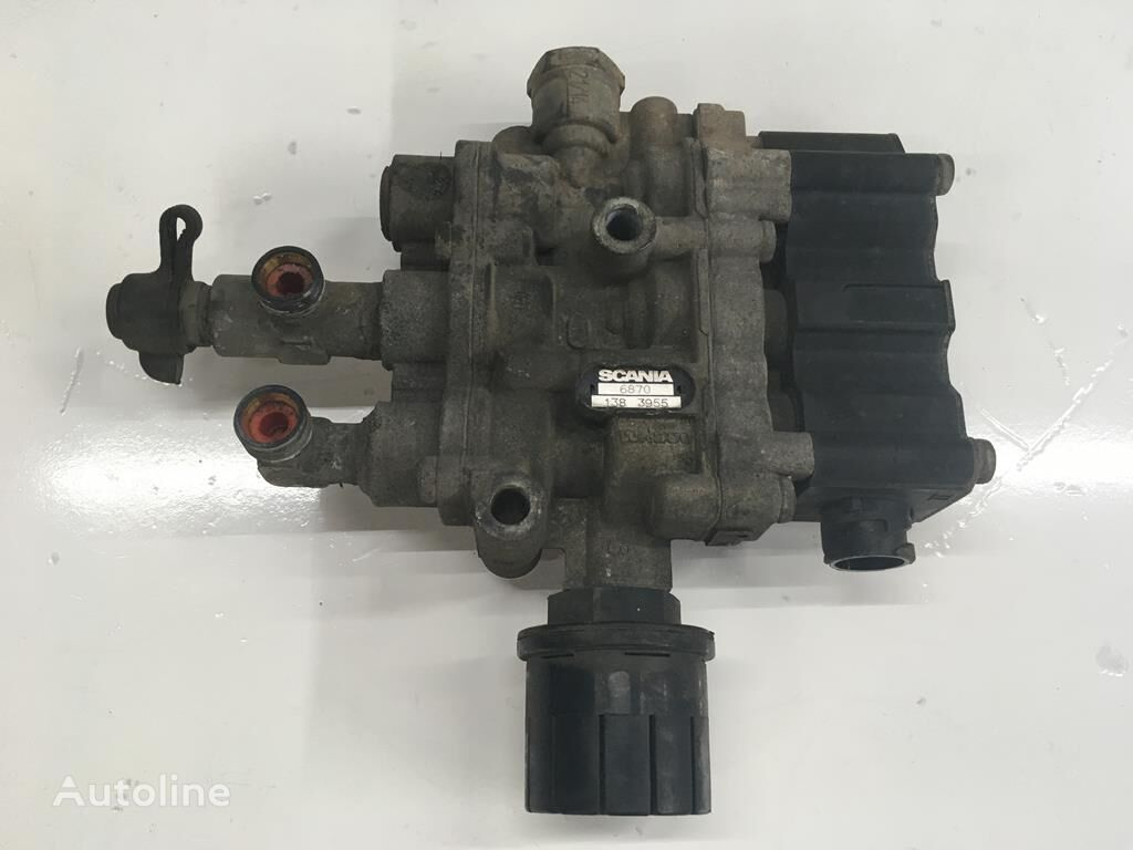 pneumatic valve for SCANIA E-cas  truck