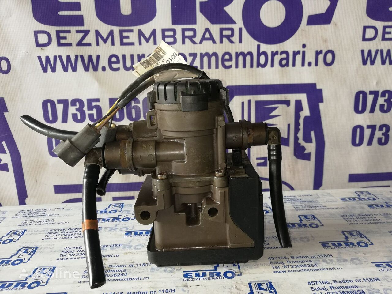 pneumatic valve for RENAULT tractor unit