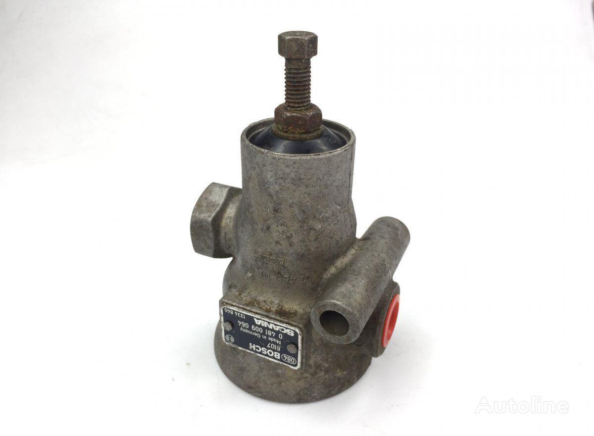 BOSCH pneumatic valve for SCANIA 4-series 94/114/124/144/164 (1995-2004) truck