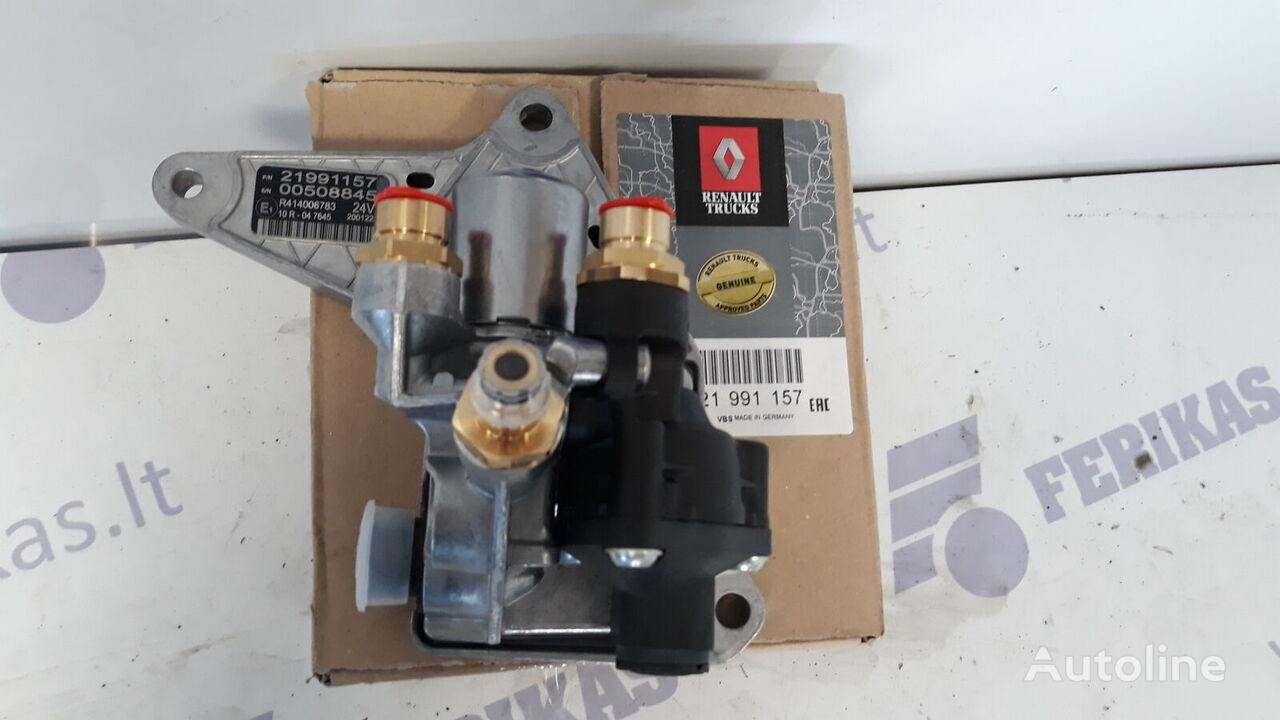 RENAULT kalnų stabžio vožtuvas pneumatic valve for RENAULT Premium tractor unit