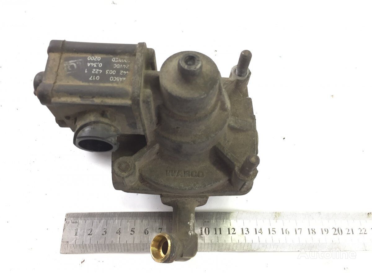 WABCO (1424129 1935031) pneumatic valve for SCANIA 4-series 94/114/124/144/164 (1995-2004) truck