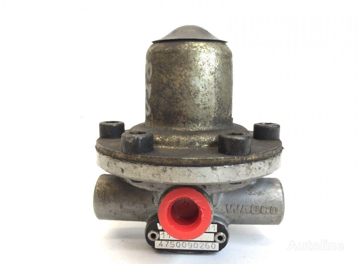 WABCO Air Pressure Regulator (4750090260) pneumatic valve for SCANIA 4-series 94/114/124 (1995-2005) bus