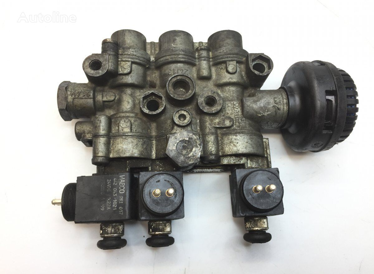 WABCO ECAS Valve (1343254) pneumatic valve for DAF 65CF/75CF/85CF/95XF (1997-2002) tractor unit