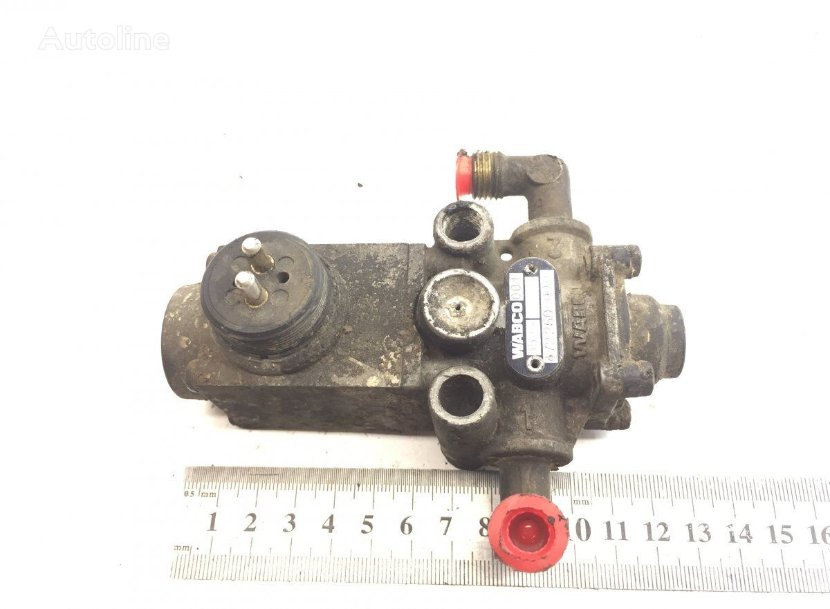 WABCO Solenoid Proportional Valve pneumatic valve for SCANIA 4-series 94/114/124/144/164 (1995-2004) tractor unit