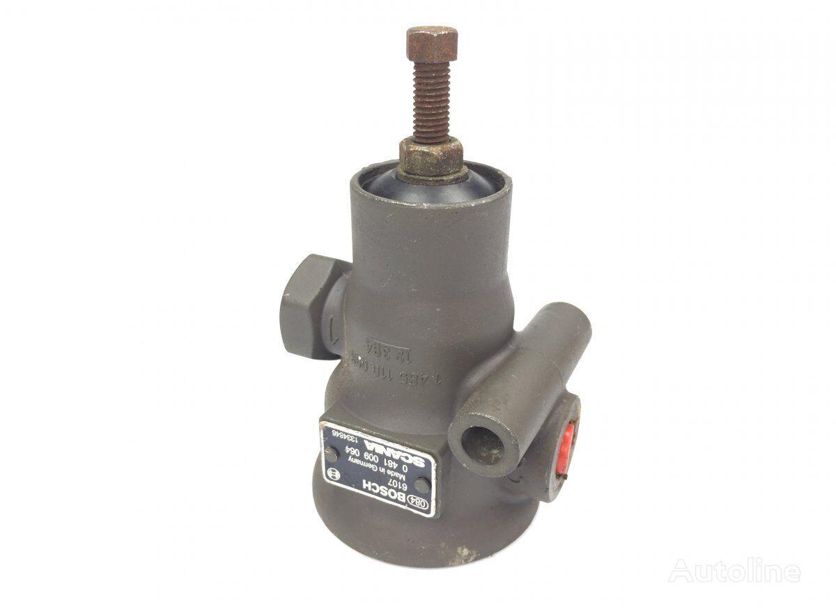 BOSCH (1334846) pneumatic valve for SCANIA 4-series 94/114/124/144/164  truck