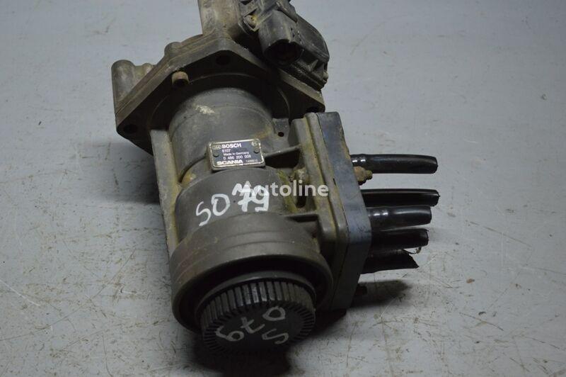 BOSCH 4-series 124 (01.95-12.04) (1428512 1385439) pneumatic valve for SCANIA 4-series 94/114/124/144/164 (1995-2004) truck