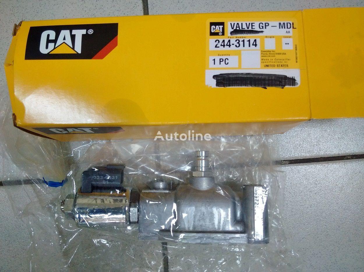 CATERPILLAR 244-3114 pneumatic valve for CATERPILLAR excavator