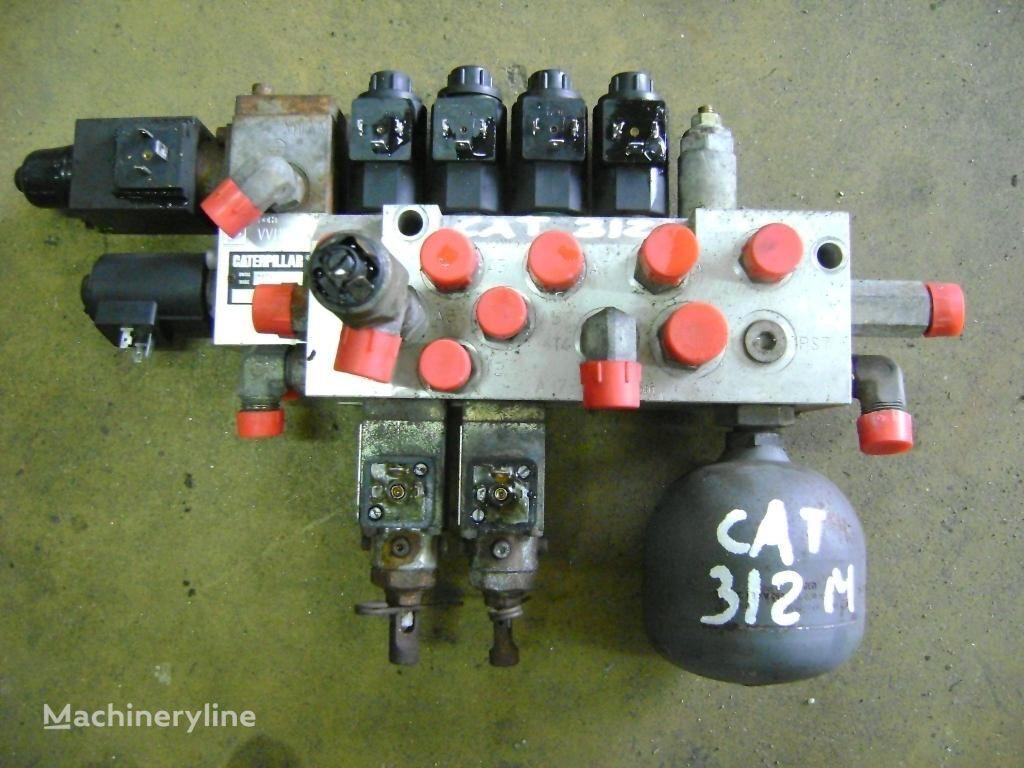 CATERPILLAR Electrovalve pneumatic valve for CATERPILLAR M 312  excavator